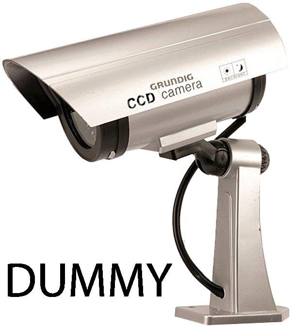 Draadloze dummy bewakingscamera